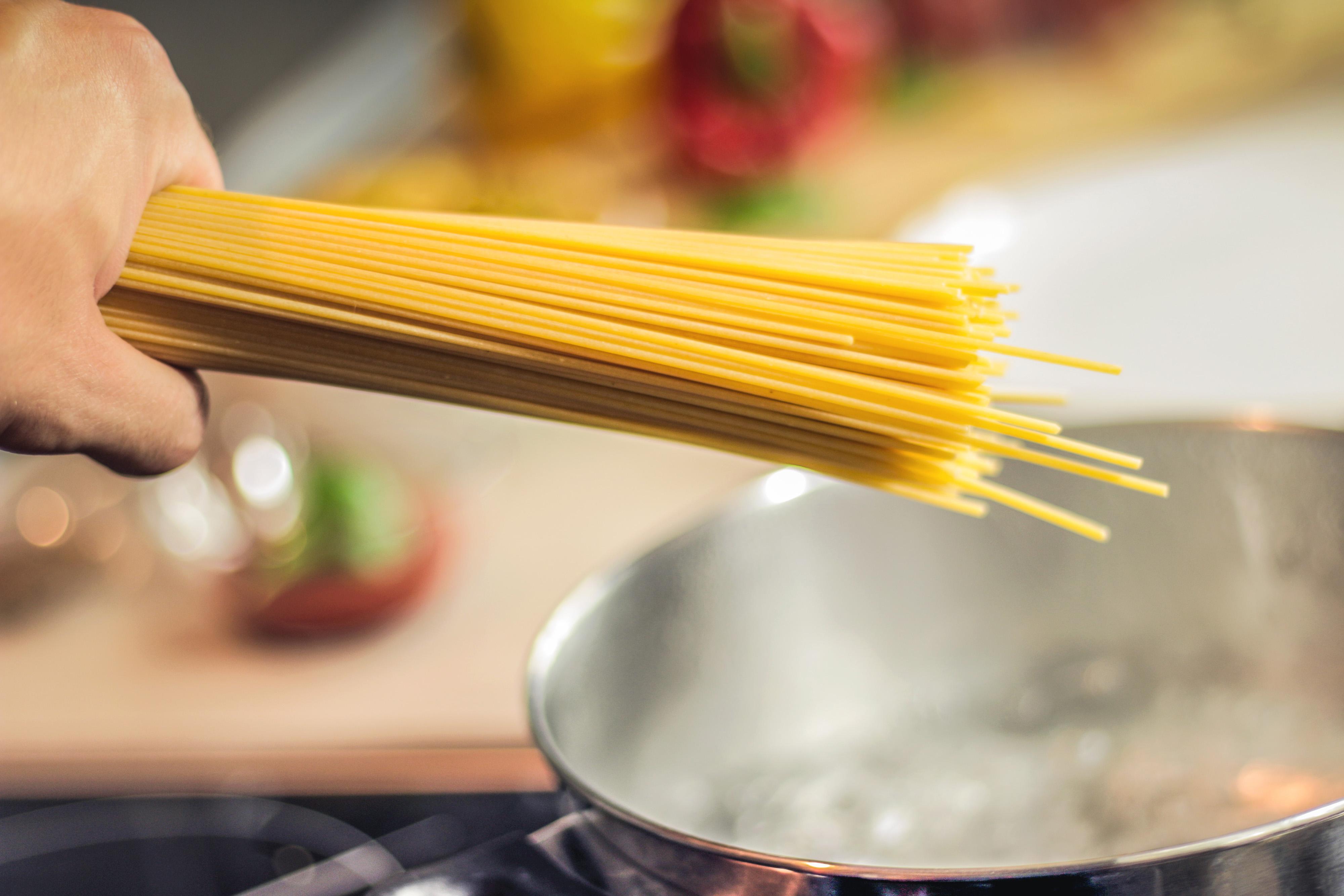 Errores comunes al cocinar Pasta por Pastas Roma