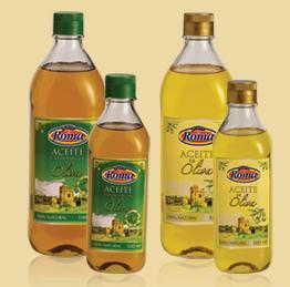 aceite roma