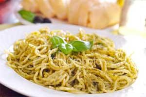 spaghetti-con-pasta-de-ajo