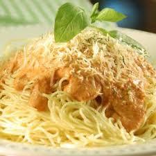 Spaguetti de la abuela