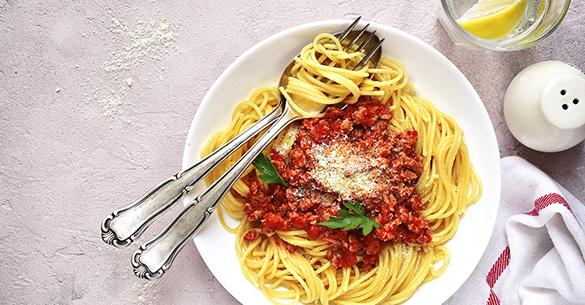 spaghetti salsa