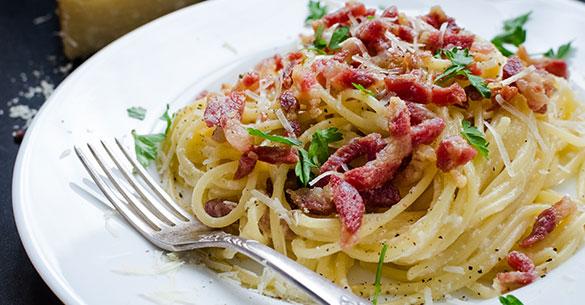 spaghetti tocineta