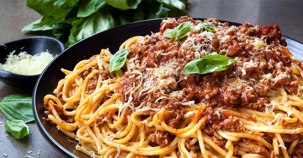 spaghetti-bolonesa