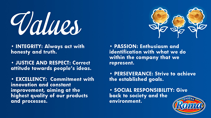 Banner-values